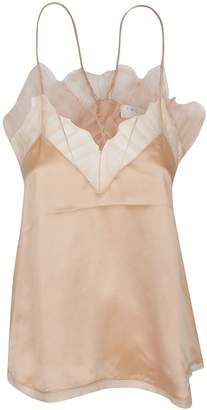 2f7c6d693670 Nude Spaghetti Strap Top - ShopStyle UK