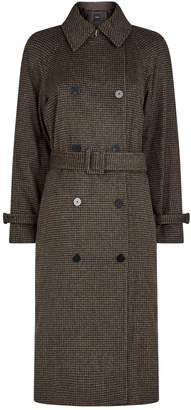 Theory Th M Classic Trench Coat