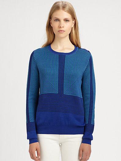 Proenza Schouler Silk Sweater