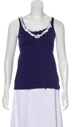 Lilly Pulitzer Sleeveless Empire Top
