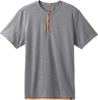 Prana Garrity Short-Sleeve Henley - Men's