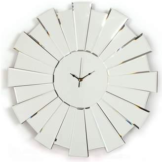 Mirror Clock Shopstyle Uk