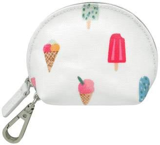 Cath Kidston Ice Cream Purse Keycharm