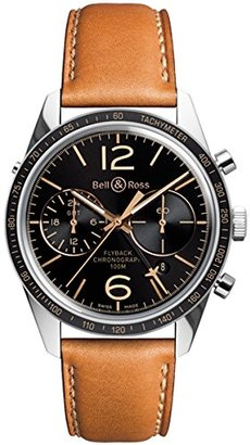 Bell & Ross ヴィンテージbr-126-flyback-gmt