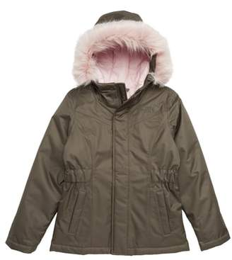 The North Face Greenland Waterproof 550-Fill-Power Down Parka