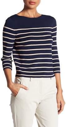 360 Cashmere Samya Striep Sweater