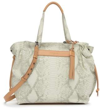 Liebeskind Berlin Ella Snake Embossed Leather Tote
