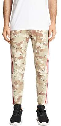 NXP Sergeant Camouflage-Print Skinny Fit Pants