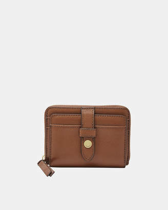 Skagen Fiona Brown Wallet