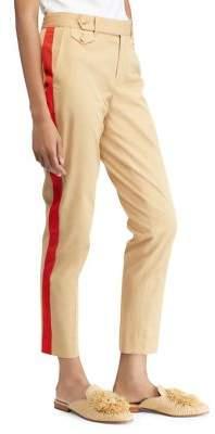 Polo Ralph Lauren Side-Stripe Stretch Twill Pants
