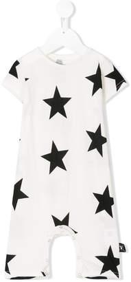 Nununu star print tracksuit