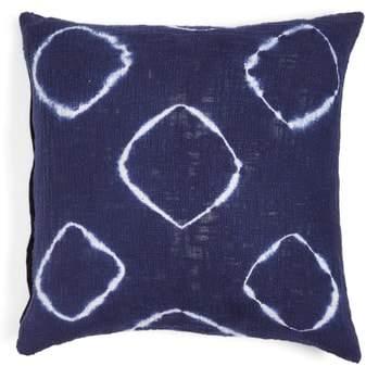 Medieval Blue Accent Pillow
