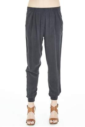 Gypsy 05 Navy Silk Pant