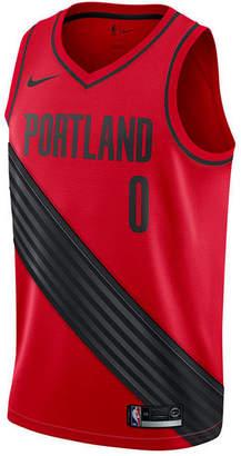 Nike Men Damian Lillard Portland Trail Blazers Statement Swingman Jersey