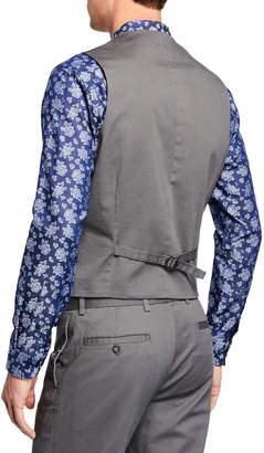 Joe's Jeans Men's Cotton Vest, Gray