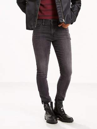 Levi's 721 High Rise Skinny Selvedge Jeans