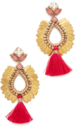 Deepa Gurnani Deepa by Lieu Earrings