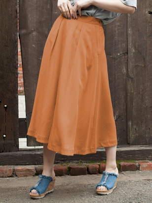 goa (ゴア) - goa テンセルフレアスカート スカート