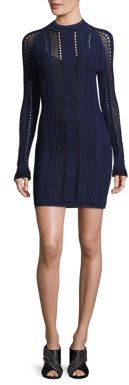3.1 Phillip Lim 3.1 Phillip Lim Pointelle Knit Dress