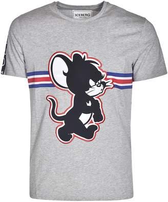 Iceberg Jerry Mouse T-shirt