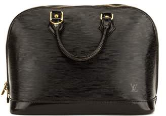 Louis Vuitton Noir Epi Leather Alma (4053047)