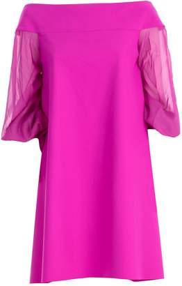 Chiara Boni La Petit Robe Di Georgette Dress