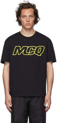 McQ Black Logo T-Shirt