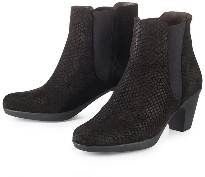 Toni Pons Forli Black Boot