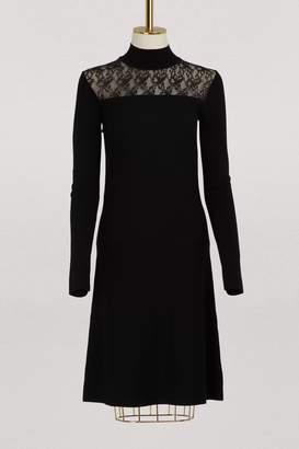 Nina Ricci Long-sleeved dress