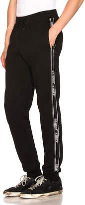 Off-White Off White Stripe Sweatpants