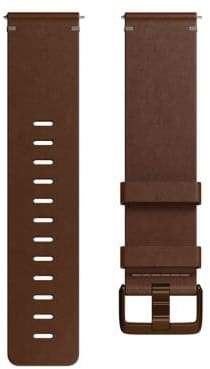 Fitbit Versa Large Leather Watch Strap