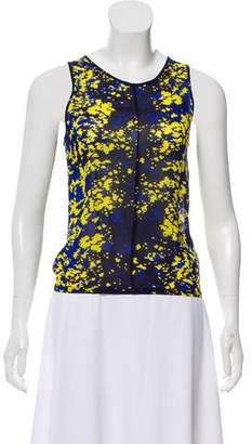 Pringle Sleeveless Printed Top