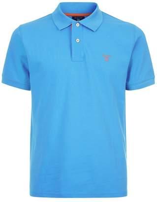 Gant Contrast Trim Polo Shirt