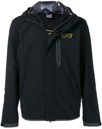 Emporio Armani Ea7 hooded jacket
