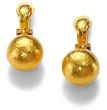 Gurhan Women's 24K Yellow Gold Ball Drop Earrings