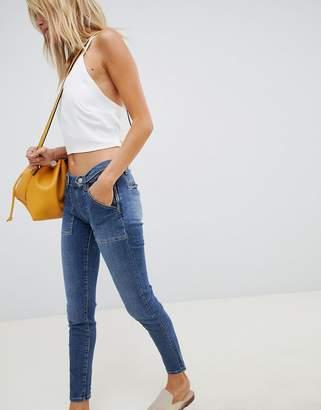 Free People Stratford Skinny Jeans