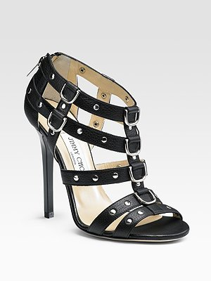 Jimmy Choo Blaze Studded Sandals