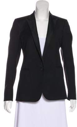 Boy By Band Of Outsiders Peak-Lapel Structured Blazer