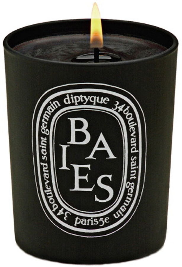 Diptyque Baies Noir Candle