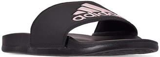 adidas Women Adilette Slide Sandals from Finish Line