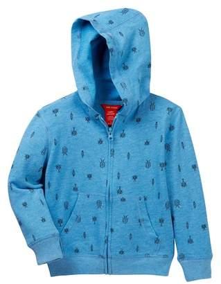 Joe Fresh Printed Hoodie (Toddler & Little Boys)