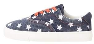 MANGO Unisex stars printed sneaker