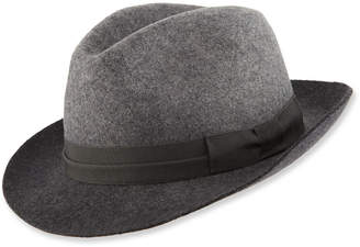 c32c684545e Paul Smith Men s Degrade Wool Fedora Hat