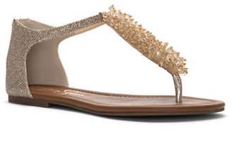 Jessica Simpson Kenton Embellished Thong Sandals