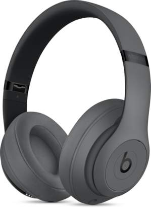 Apple Beats Studio3 Wireless Over-Ear Headphones - Gray
