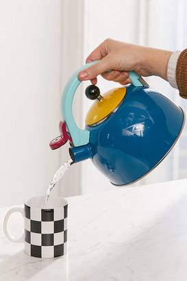 Colorblocked Tea Kettle