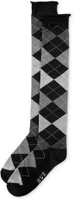 Hue Women's Argyle Knee Socks