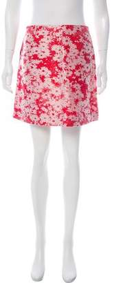 Stella McCartney Floral Brocade Skirt w/ Tags