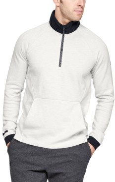 Under Armour Men's Unstoppable Double Knit Zip