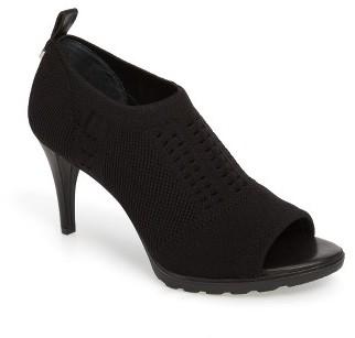 Women's Calvin Klein Massey Peep Toe Pump $128.95 thestylecure.com